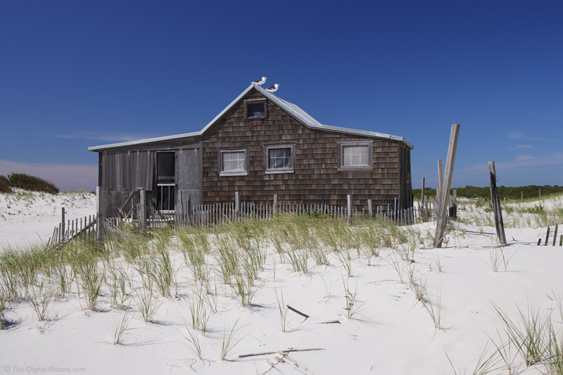 Old beach house Picture
