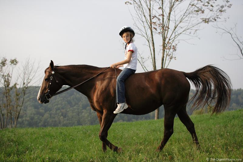 Riding Bareback Picture