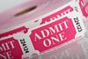 Admit One Ticket Picture