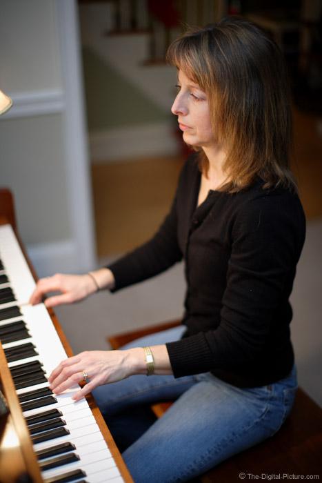 Piano Player Picture
