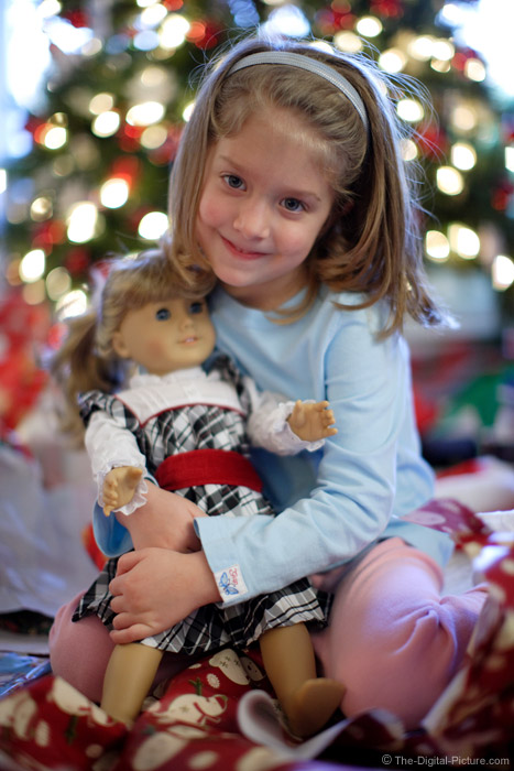 Christmas Doll Picture