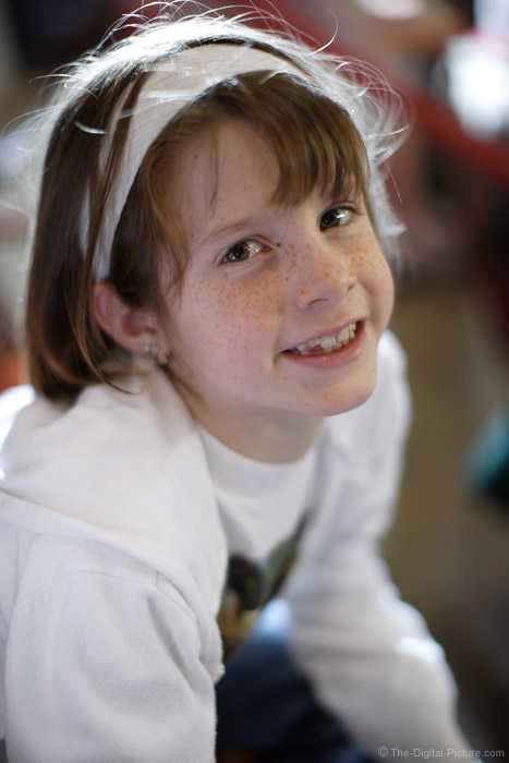 Young Girl 5