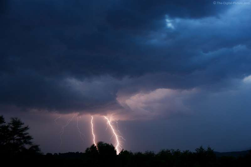 Night Lightning Picture