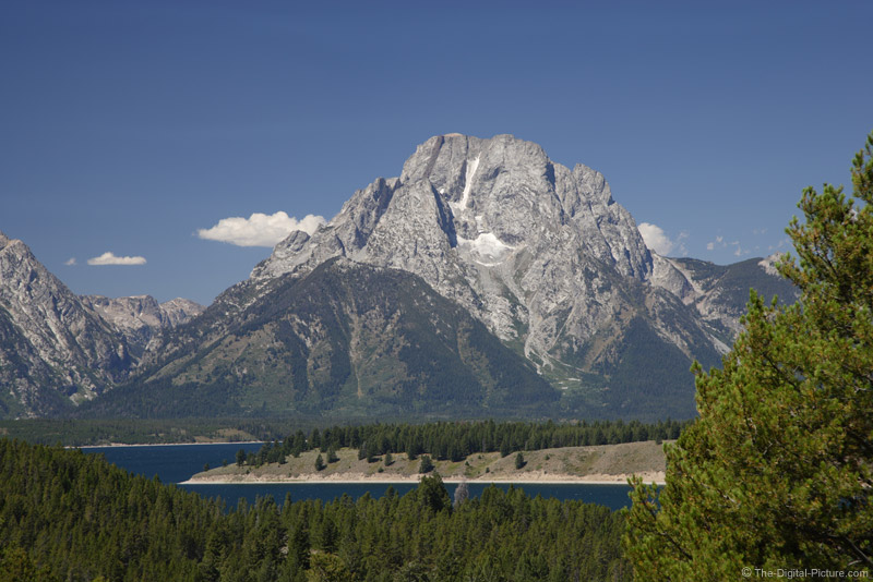 Mount Moran Picture