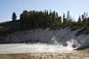 Hot Spring by Mud Volcano, YNP