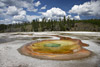 Beauty Pool, Upper Geyser Basin