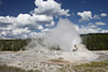 Splashing Geyser Picture