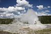 Splashing Geyser Picture