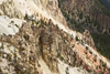 Yellowstone Canyon Wall