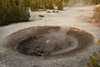 Chocolate Hot Spring, Yellowstone National Park