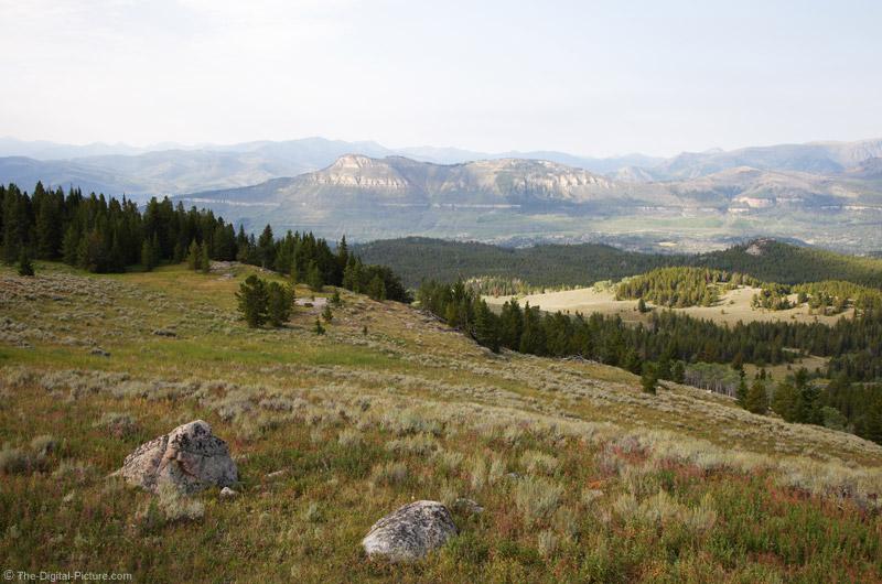 Colter Pass, Beartooth Highway, Montana