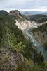 Yellowstone Canyon near Tower Falls