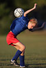Soccer Ball Striking Back Picture