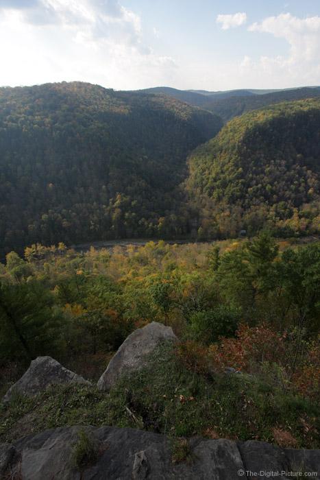 Leonard Harrison State Park