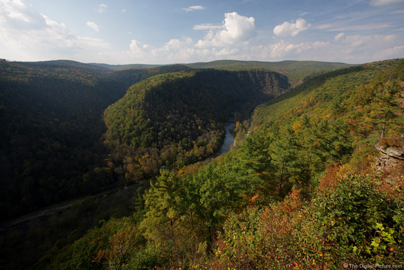Pennsylvania Grand Canyon Picture