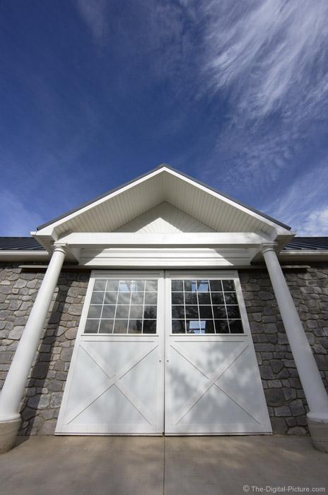 Barn Door Picture