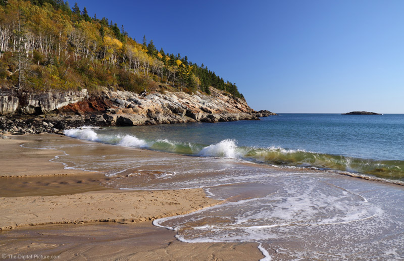 Sand Beach, Acadia National Park