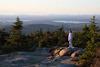 Exploring Cadillac Mountain