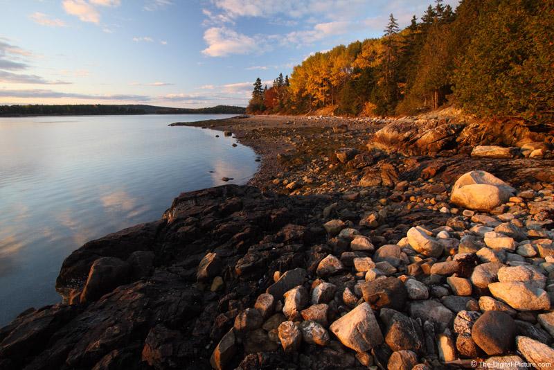 Maine Coast Picture