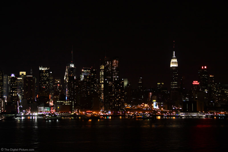 New York City Skyline Picture
