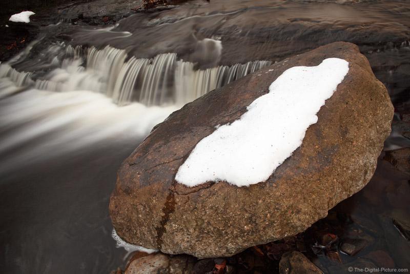 Big Rock, Little Snow