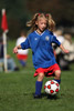 Young Soccer Player