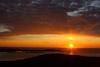 Sunrise Over Champlain Mountain