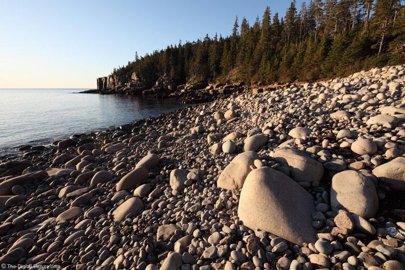 Round Rocks and Otter Point