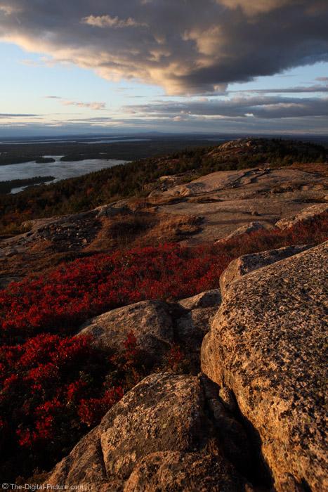 Parkman Mountain, Acadia National Park