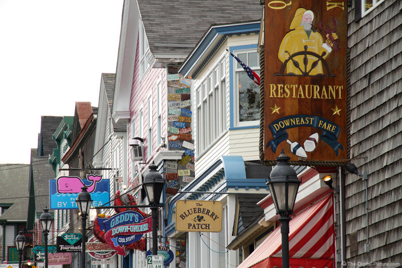 The Town of Bar Harbor, Maine