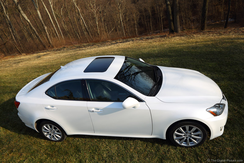 2007 Lexus IS 250 AWD in Starfire Pearl