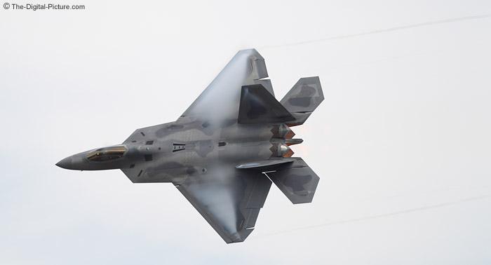 Lockheed Martin/Boeing F-22 Raptor Fighter Aircraft