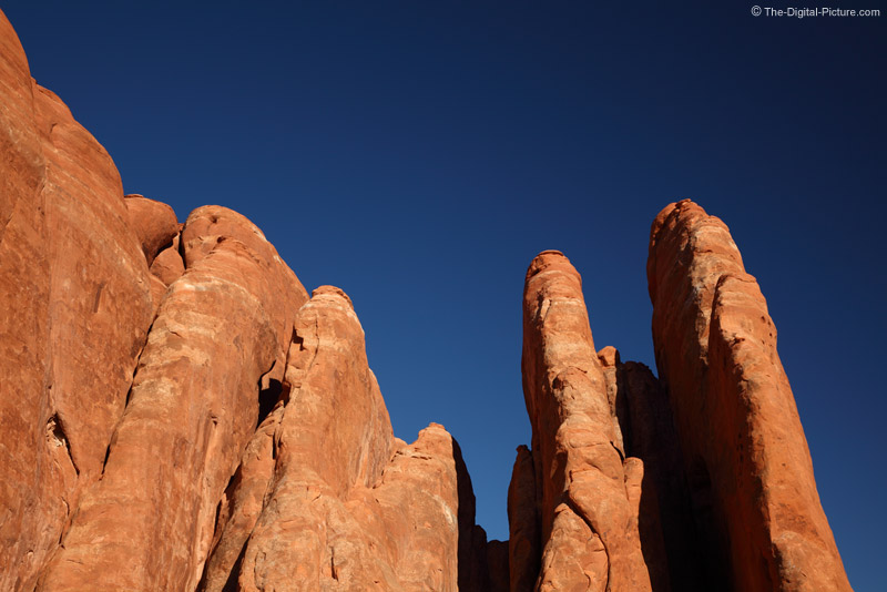Top of the Rocks, Arches National Park