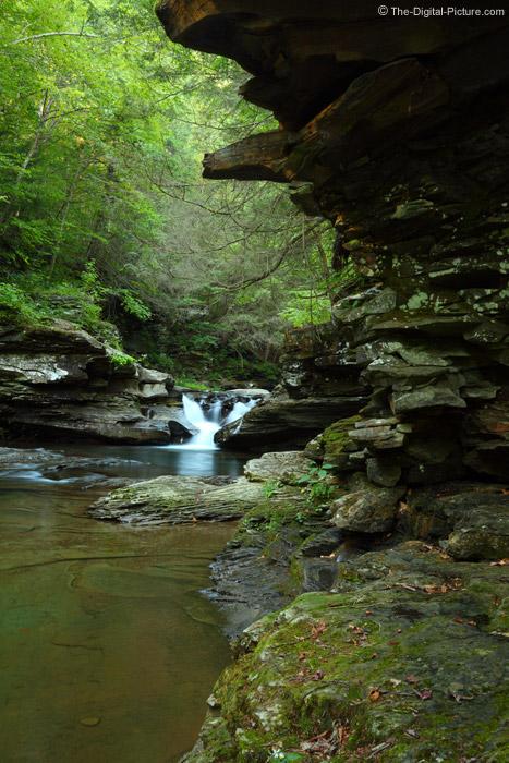 Rock Run Cliffs