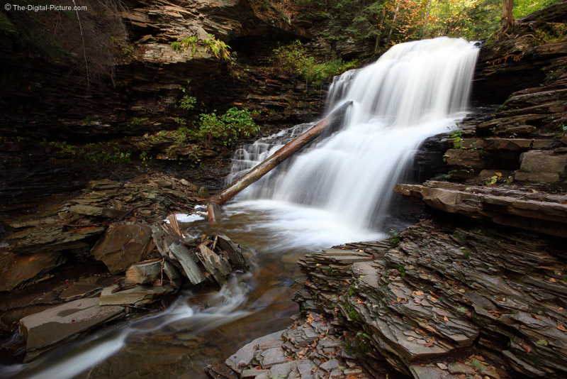 Shawnee Falls, Ricketts Glen