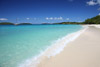 High Sun Over Honeymoon Beach, Salomon Bay, St. John