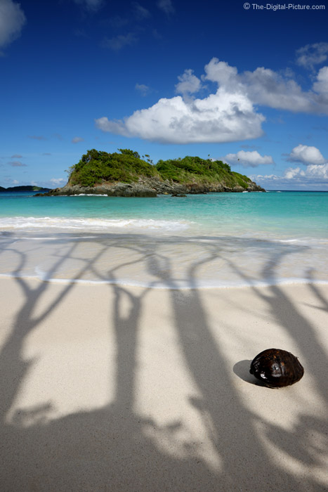 Trunk Bay Coconut