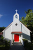 Church in Cruz Bay, St. John