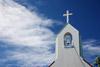 Caribean Church Cross and Bell
