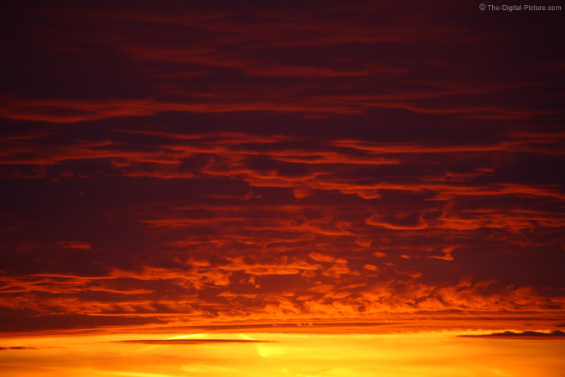 Sunset Sky Only