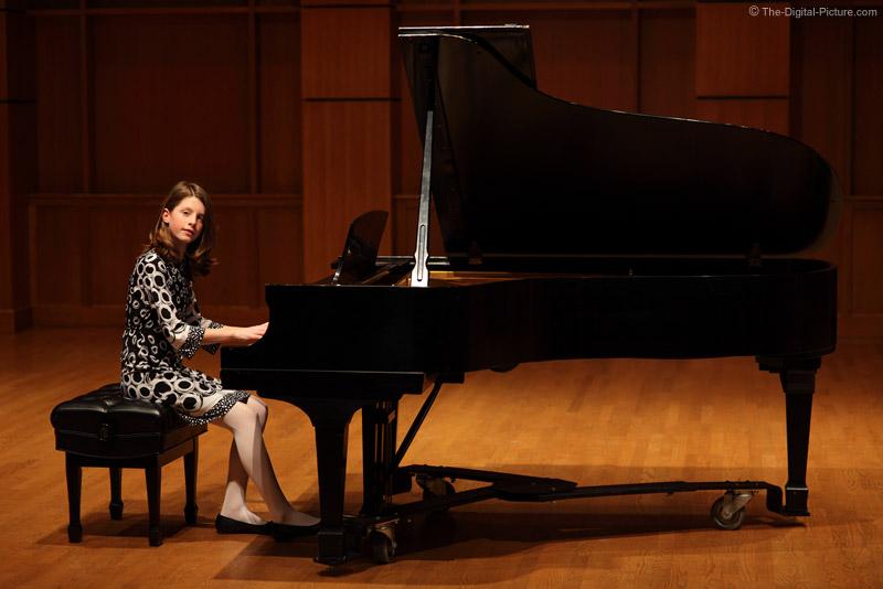 Piano Recital Picture