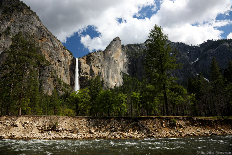 Bridalveil Falls View, Yosemite National Park