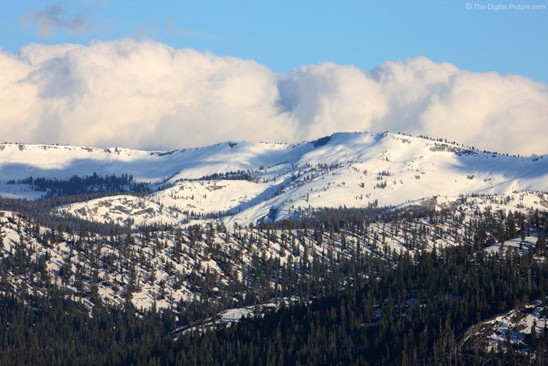 Cloud Bank, Yosemite National Park