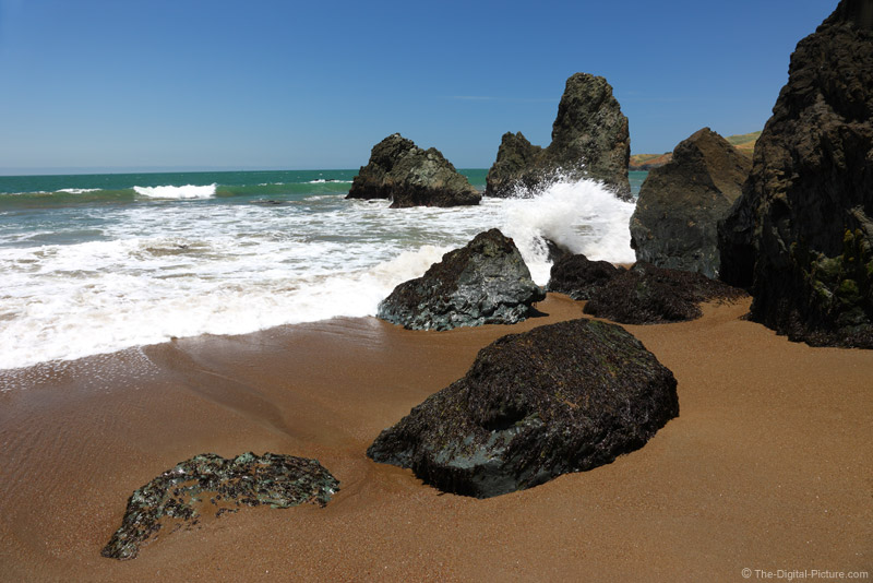 Rodeo Cove Beach, Golden Gate National Recreation Area
