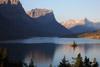 Wild Goose Island, Glacier National Park
