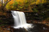 Harrison Wright Falls, Ricketts Glen