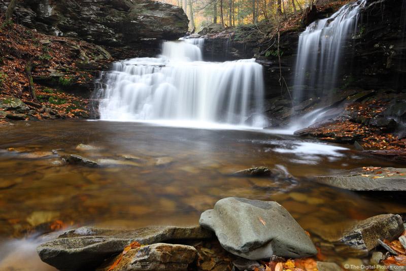 R.B. Ricketts Falls, Ricketts Glen State Park