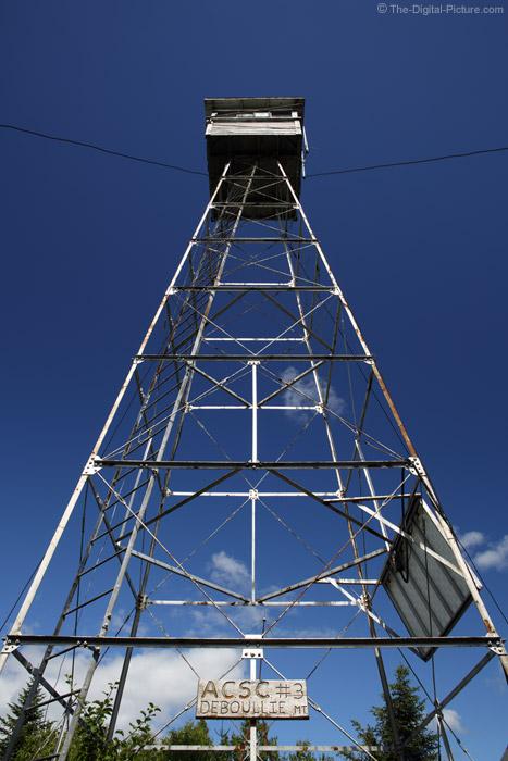 Deboullie Mountain Fire Tower