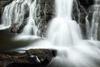 Rocky Brook Falls at 40mm