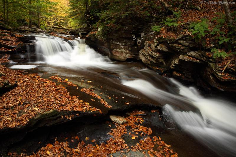 Kitchen Creek, The Glens Natural Area